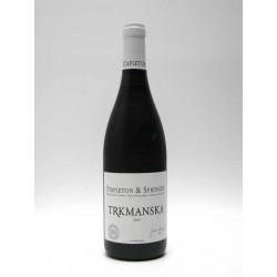 Trkmanska - srebrny medal Grand prix Magazynu wino 2013
