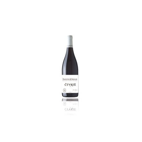 Čtvrtě 2012 - Pinot noir