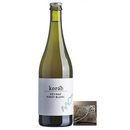 Pét Nat Pinot Blanc 2016